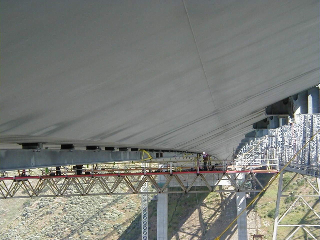 New Carquinez Bridge